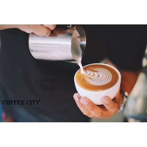 COFFEE CITY Cappuccino