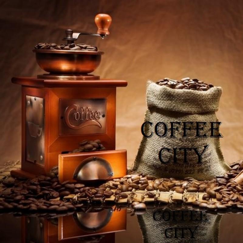 COFFEE CITY Καφές φίλτρου με άρωμα βανίλια - καραμέλα  Καφεκοπτειο