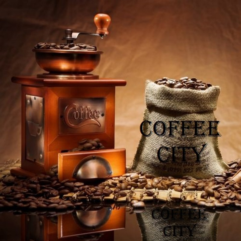 COFFEE CITY Ποικιλία espresso 80% Arabica 20% Robusta Καφεκοπτειο